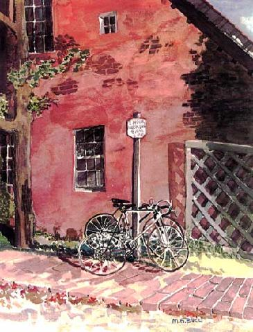 Nantucket Bicyles