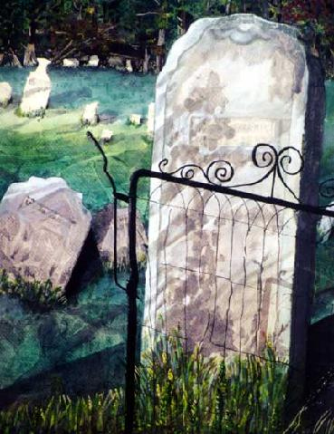 Friendly Cemetery